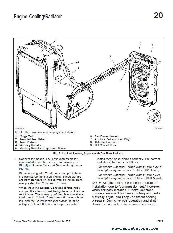 Freightliner Century Class Trucks freightliner century class trucks maintenance manual pdf freightliner argosy step wiring diagram at reclaimingppi.co