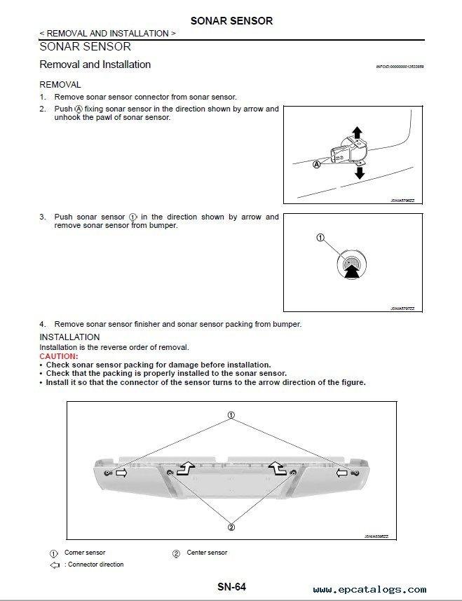 nissan cars repair manuals parts catalog repair manual. Black Bedroom Furniture Sets. Home Design Ideas