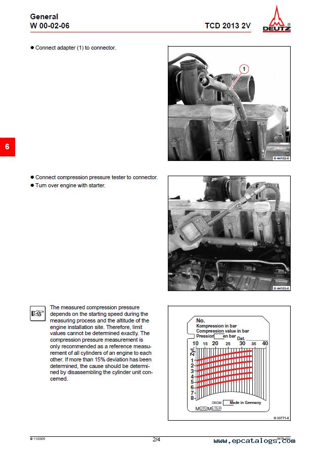 deutz tcd 2013 2v engine workshop manual pdf