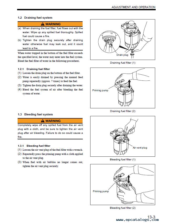 caterpillar S4S Diesel Engine DP20N, DP25N, DP30N, DP35N Lift Trucks  Service Manual PDF