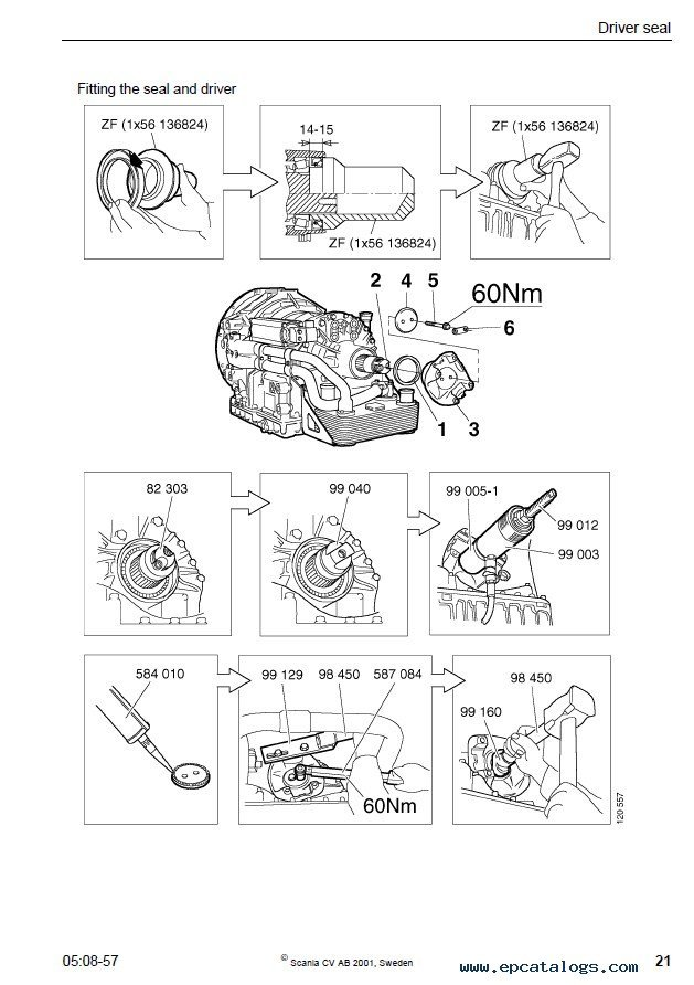 zf hp c repair manual pdf wg power transmission workshop