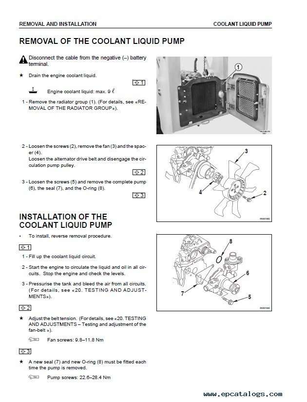 komatsu sk714 5 sk815 5 sk815 5 turbo loader shop manual pdf