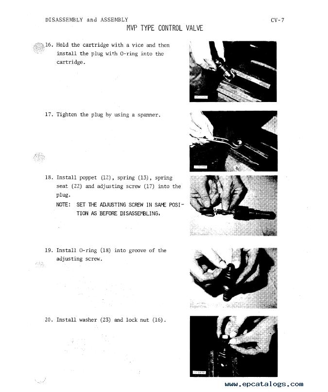 Hitachi Excavator Parts Manual Pdf