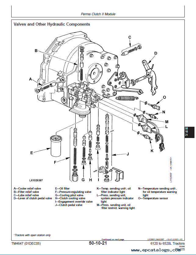 john deere 6120 6420 6120l 6520l tractors repair tm4647 technical enlarge repair manual john deere 6120 6420 6120l 6520l tractors repair tm4647 technical manual