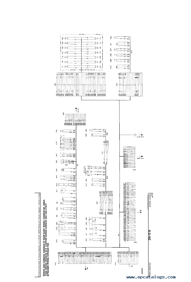 john deere combine wiring diagrams john deere 2054 2056 2058 2064 2066 combines pdf manual  john deere 2054 2056 2058 2064 2066