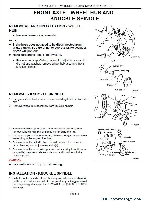 Nissan UD Trucks repair service manual nissan ud trucks 4x2 forward control 2005 2007 service pdf Trailer Wiring Diagram at n-0.co