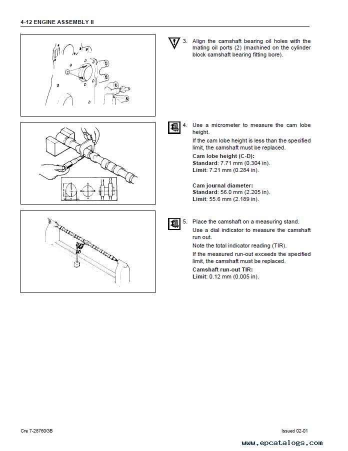 1998 - 2002 Holden Jackaroo Workshop Manual