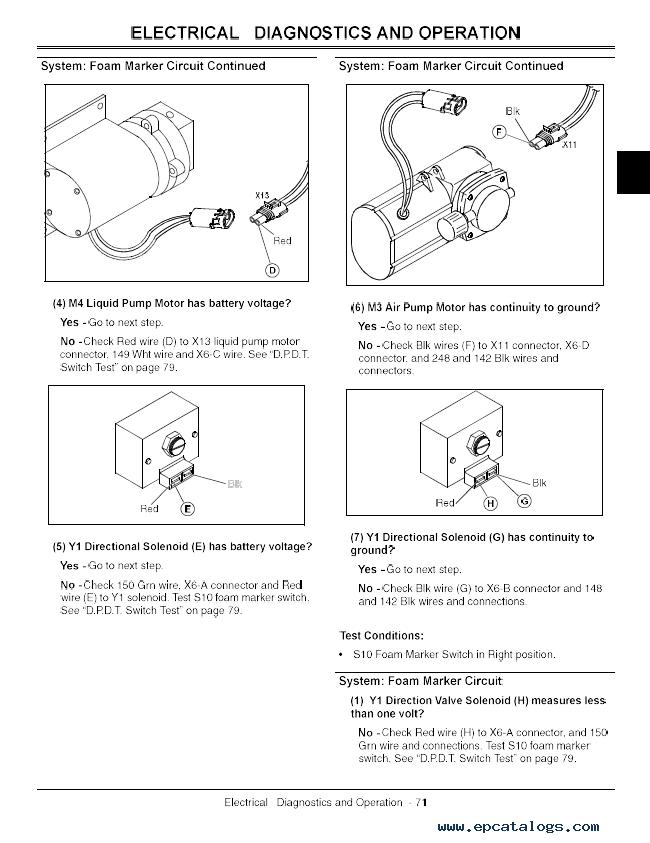 john deere pro gator wiring diagram john image john deere hd200 hd300 sprayer attachment for progator tm1829 on john deere pro gator wiring diagram
