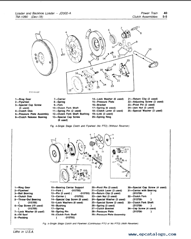 John Deere 302a Backhoe Wiring Diagram - Wiring Library •