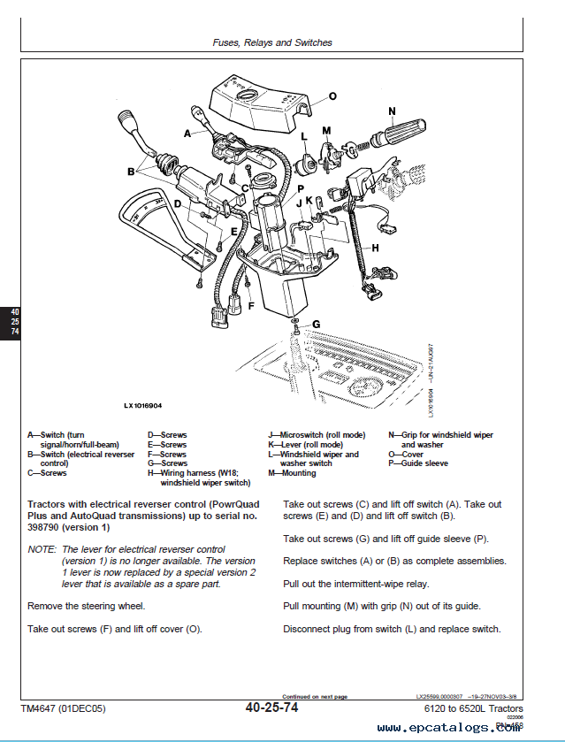 John Deere 6420 Wiring Diagram   30 Wiring Diagram Images