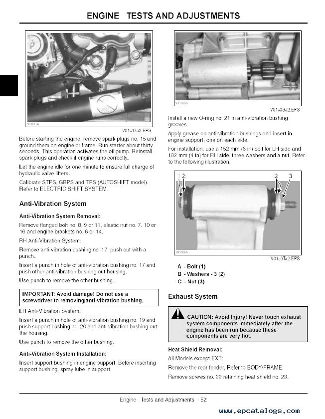 john deere e170 manual pdf