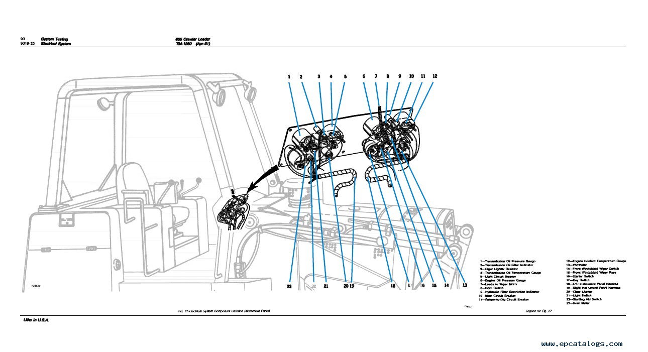 john deere 655 wiring diagram schematic diagram rh 199 werderfriesen de