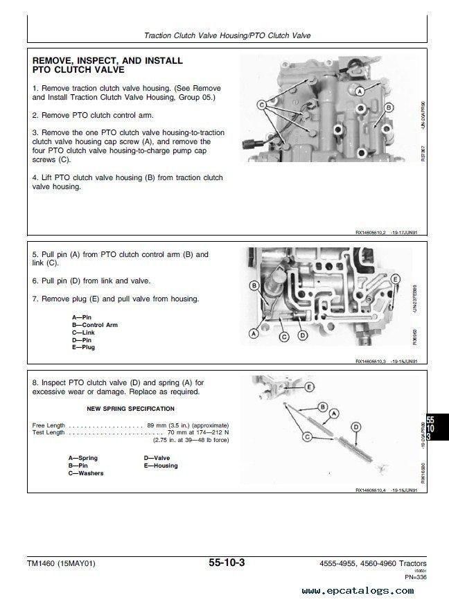 john deere 4555 4755 4955 4560 4760 4960 tractors repair tm1460 pdf john deere 4555 4755 4955 & 4560 4760 4960 tractors repair tm1460 Basic Electrical Wiring Diagrams at metegol.co