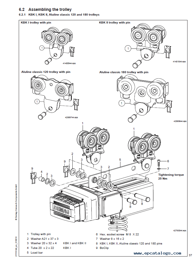 demag speedhoist dsh operating instructions pdf