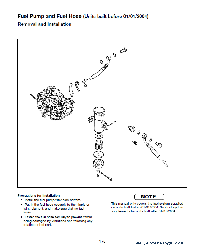 Service Manual Car Manuals Free Online 2006 Mitsubishi: Mitsubishi GM 4.3L (G6) Engine Service Manual PDF