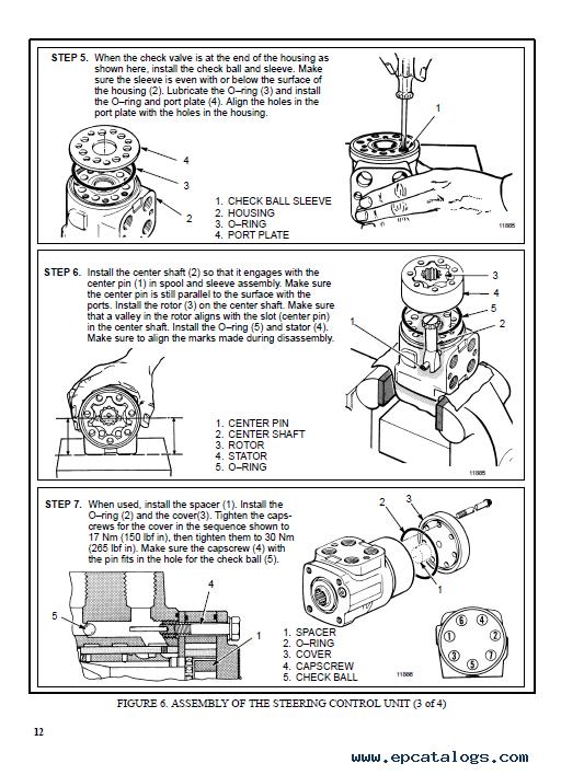 Hyster Class 1 A203 (A20-30XL) Electric Motor Rider Trucks PDF Manual
