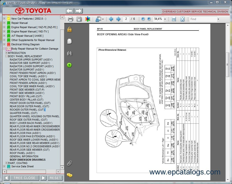 toyotarepairs manual software today manual guide trends sample u2022 rh brookejasmine co Toyota Parts Toyota Tis Website