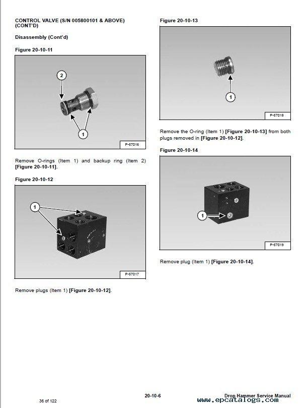 Bobcat Drop Hammer Service Manual Pdf