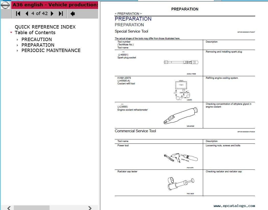 Oem Factory Service Manual
