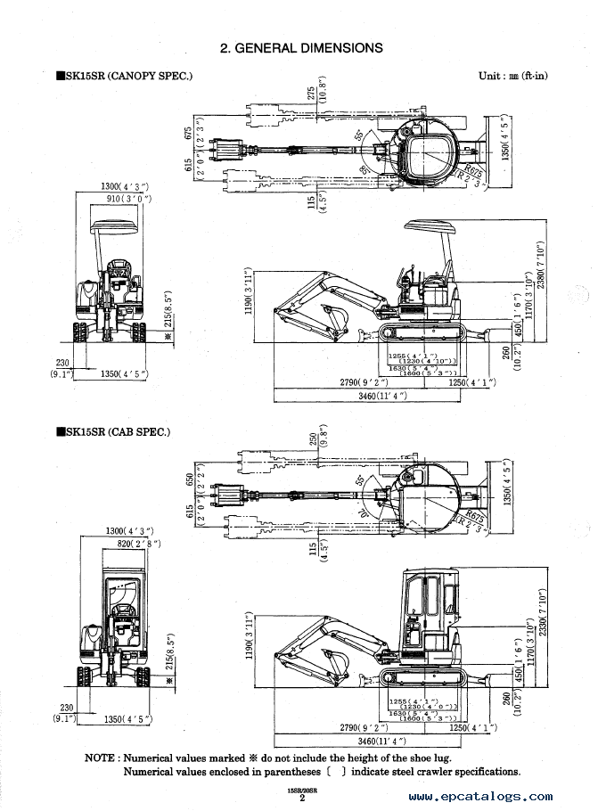 Kobelco SK15SR SK20SR Hydraulic Mini Excavator Service Manual repair kobelco loader wiring diagram kobelco wirning diagrams kobelco wiring diagram at aneh.co