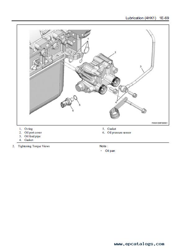 Download Jcb Isuzu 4hk1 Interim Tier 4 Diesel Engine