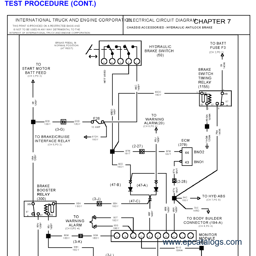 freightliner columbia wiring diagrams with International Truck Isis Repair Manual Buy on Kenworth Fuse Diagram For 2012 likewise Motor Starter Wiring Diagram For Freightliner besides Watch in addition Isuzu as well 1999 Peterbilt 379 Wiring Diagram.
