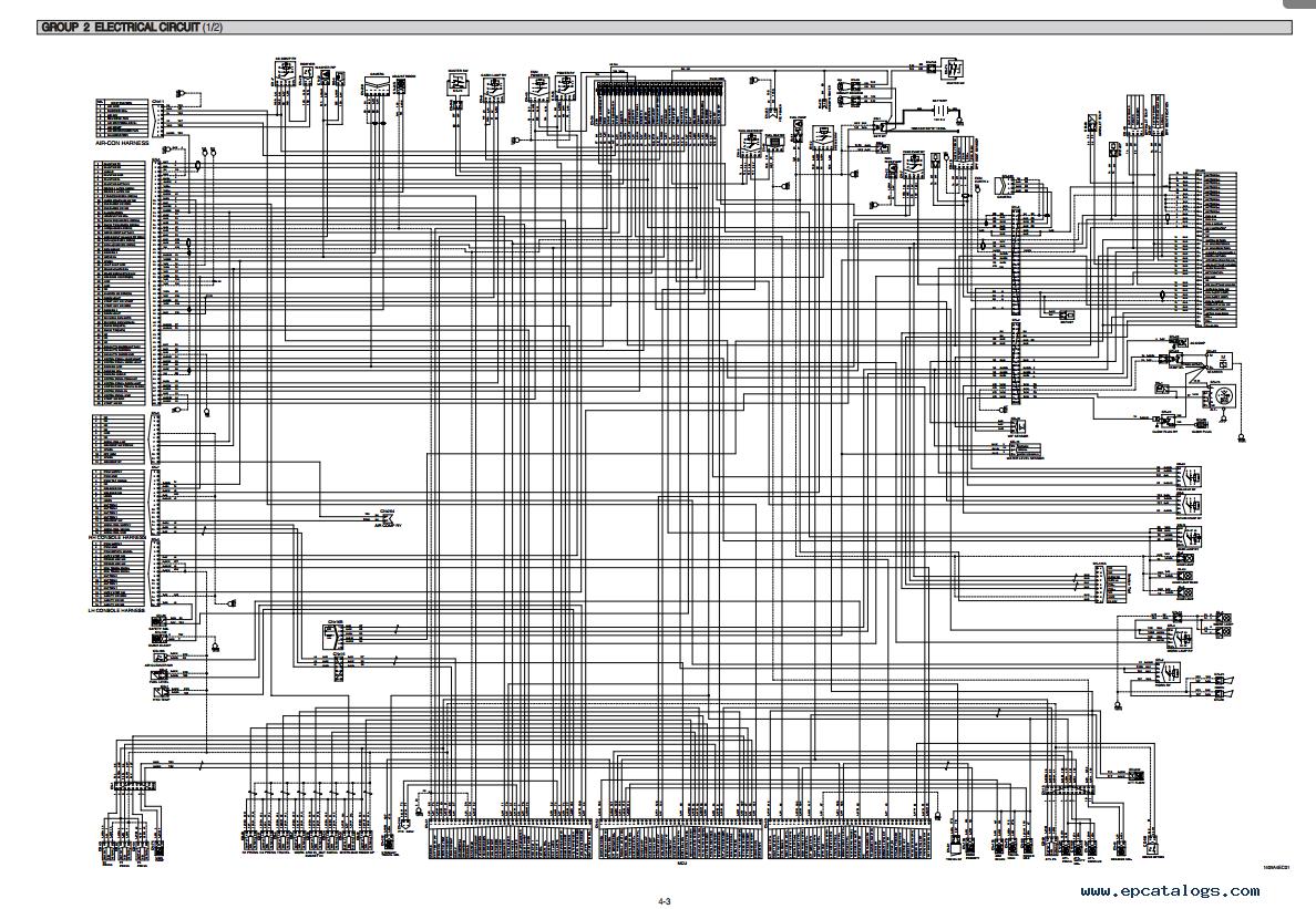 repair manual Hyundai R140LC-9A Crawler Excavator Service Manual - 4