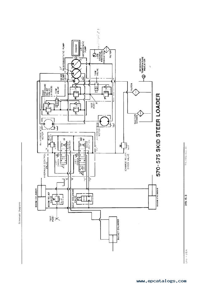 john deere 570 575 375 skid steer loaders technical manual tm 1359 john deere 570 575 375 skid steer loaders technical manual tm1359 john deere 250 skid steer alternator wiring diagram at reclaimingppi.co