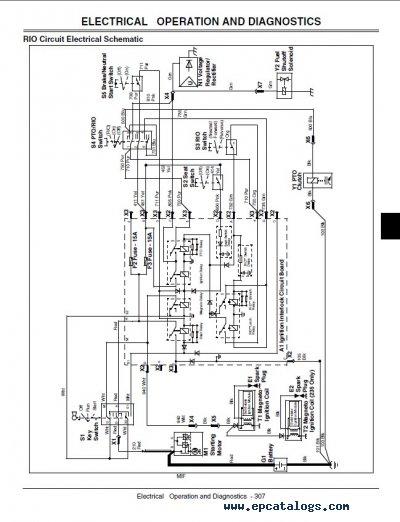 John Deere L120 Wiring Diagram Pdf