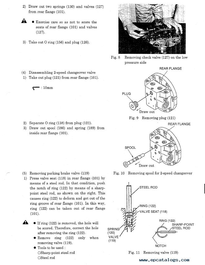 Kobelco SK115SR/SR(LC)-1ES SK135SRL-1ES Shop Manual PDF