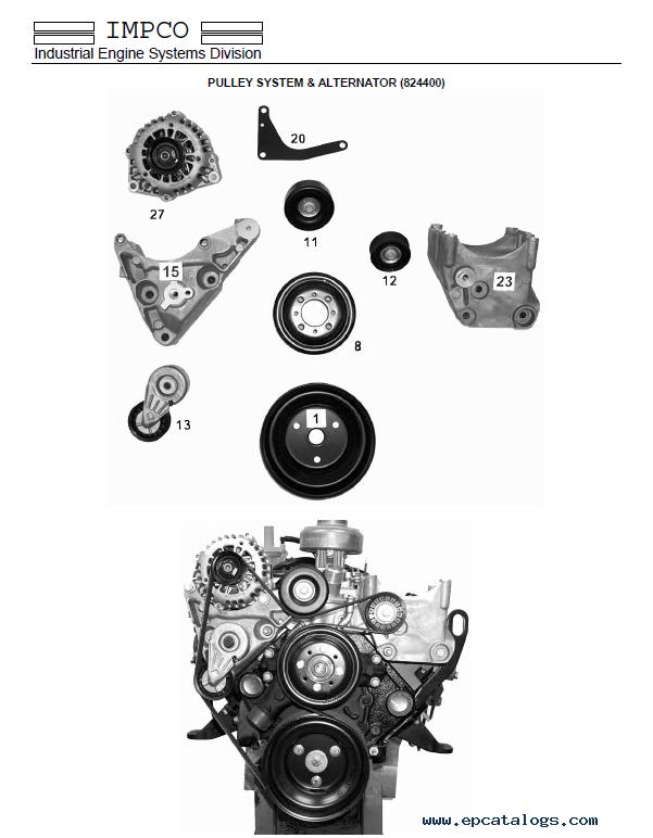 Cat C6000 service manual