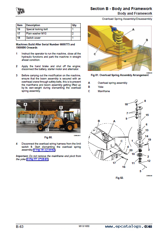 Download Jcb Liftall 1253  1202  1553  1554 Service Manual Pdf