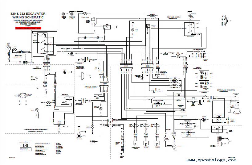 322 bobcat mini excavator wiring diagram   40 wiring