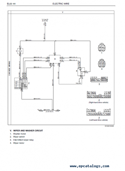 Workshop Wiring Schematic