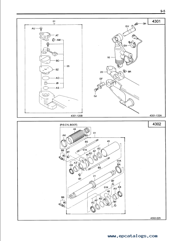 Toyota 7 Fbh 10 35 Series Forklifts Pdf Manual