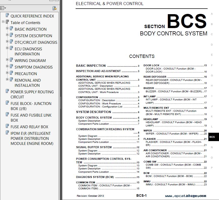 nissan xterra model n50 series 2014 service manual pdf rh epcatalogs com 2002 nissan xterra service manual 2008 nissan xterra maintenance manual