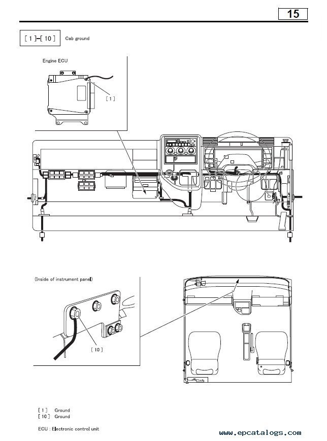 Mitsubishi FUSO Canter Eco Hybrid repair manuals service manuals mitsubishi canter wiring diagram 28 images mitsubishi fuso mitsubishi canter wiring diagram at creativeand.co