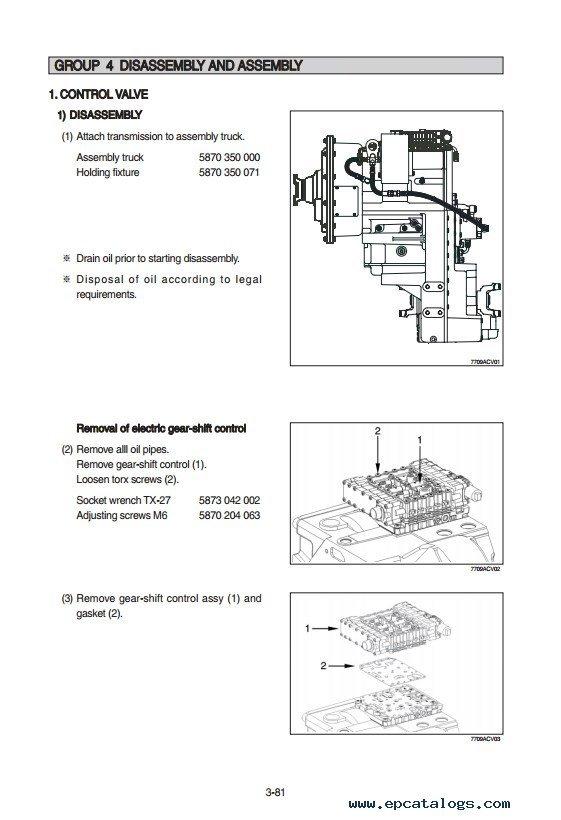 Hyundai Hl760 9a Wheel Loader Service Manual Pdf