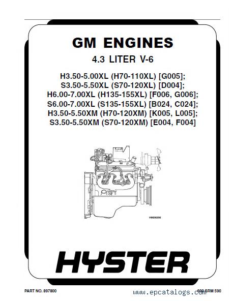 hyster parts manual pdf