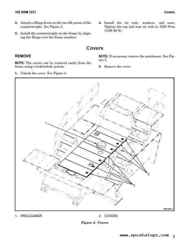 Hyster H50 repair Manual