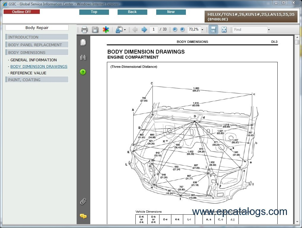 toyota hilux workshop manual online