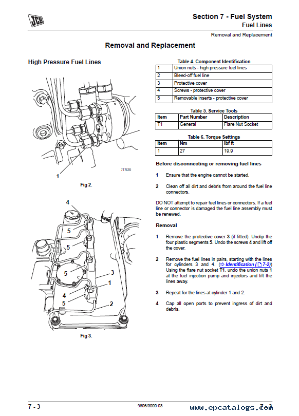 Download Jcb Dieselmax Mechanical Engine Service Manual Pdf