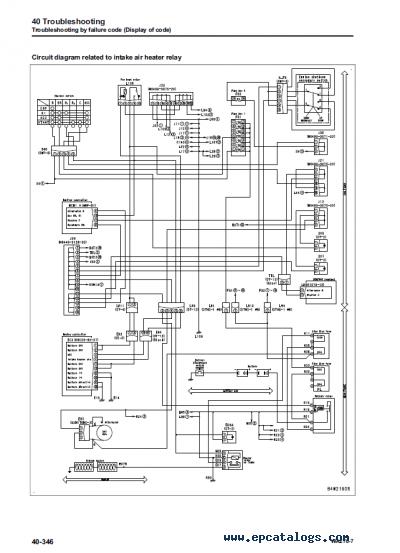 Wheel Loader Wiring Diagram