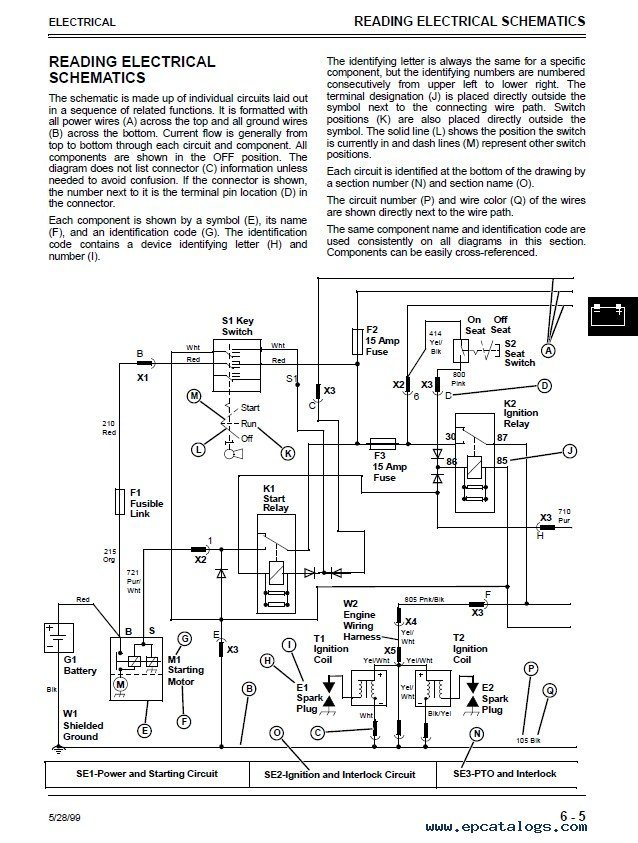 john deere 325 345 lawn garden tractors technical manual tm1574 pdf john deere 325 335 345 lawn & garden tractors tm1760 technical john deere 345 wiring schematic at readyjetset.co