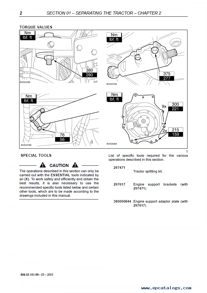 new holland t6000 repair manual pdf