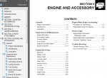 repair manual Hitachi Hydraulic Excavators Workshop Service Manual - 3
