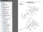 repair manual Hitachi Hydraulic Excavators Workshop Service Manual - 4
