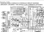 repair manual Hitachi Service Manual ZX-400-3, ZX-450-3, ZX4-70-3, ZX-500-3, ZX-520-3 (ZAXIS) - 3