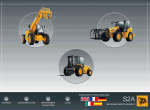 repair manual JCB Backhoe Loader Service Manual - 2
