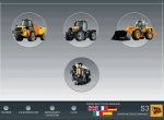 repair manual JCB Backhoe Loader Service Manual - 3